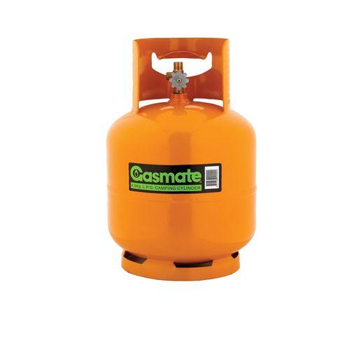 Gasmate Camping LPG Gas Cylinder - 4kg