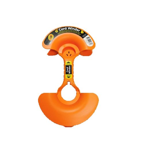 Fountain Products Orange Extension Lead Holder Cord Winder