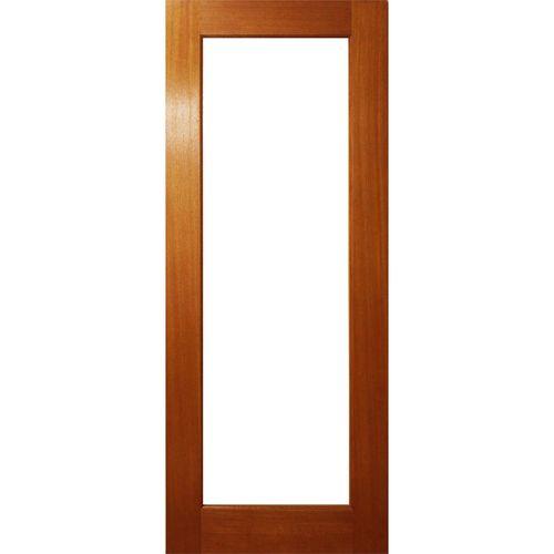 Woodcraft Doors 2040 x 820 x 35mm One Lite Door With Clear Low E Glass