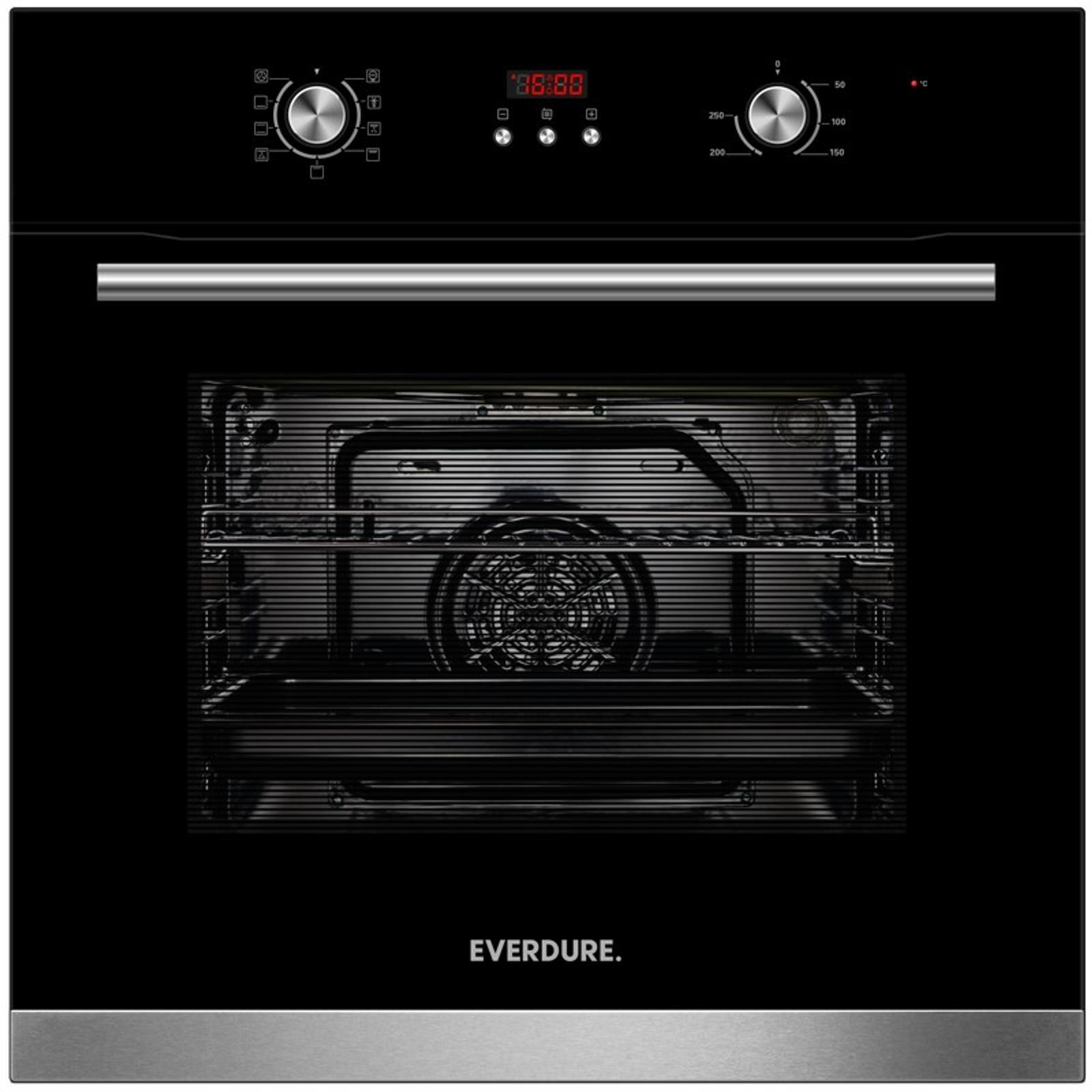 Everdure 600mm Oven And Ceramic Cooktop Cooking Pack