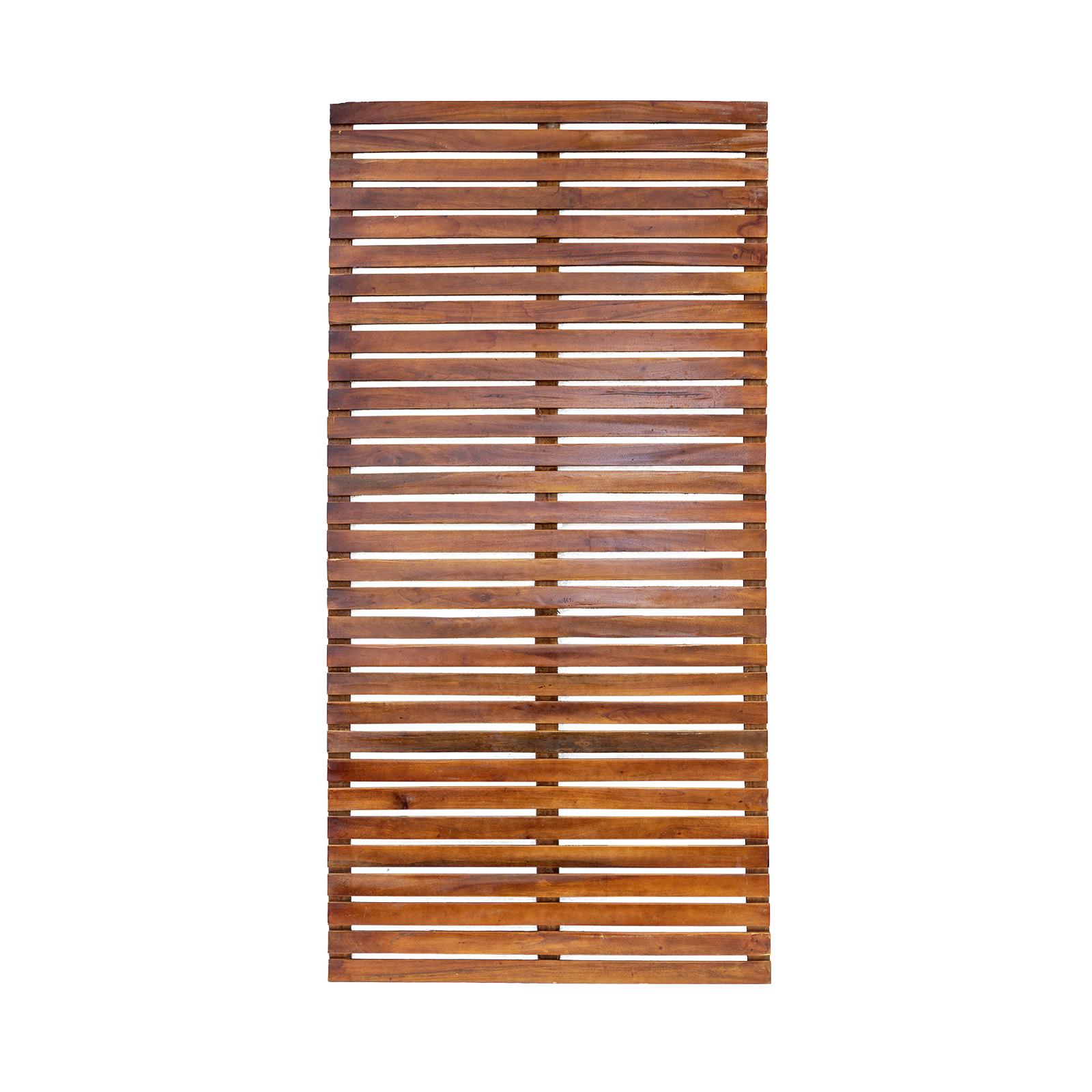 Lattice Makers 1800 x 900mm Hardwood Slat Screen