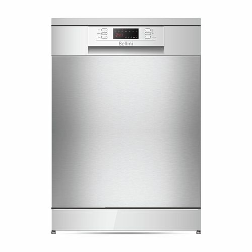 Bellini 60cm Stainless Steel 14 Place Setting Dishwasher