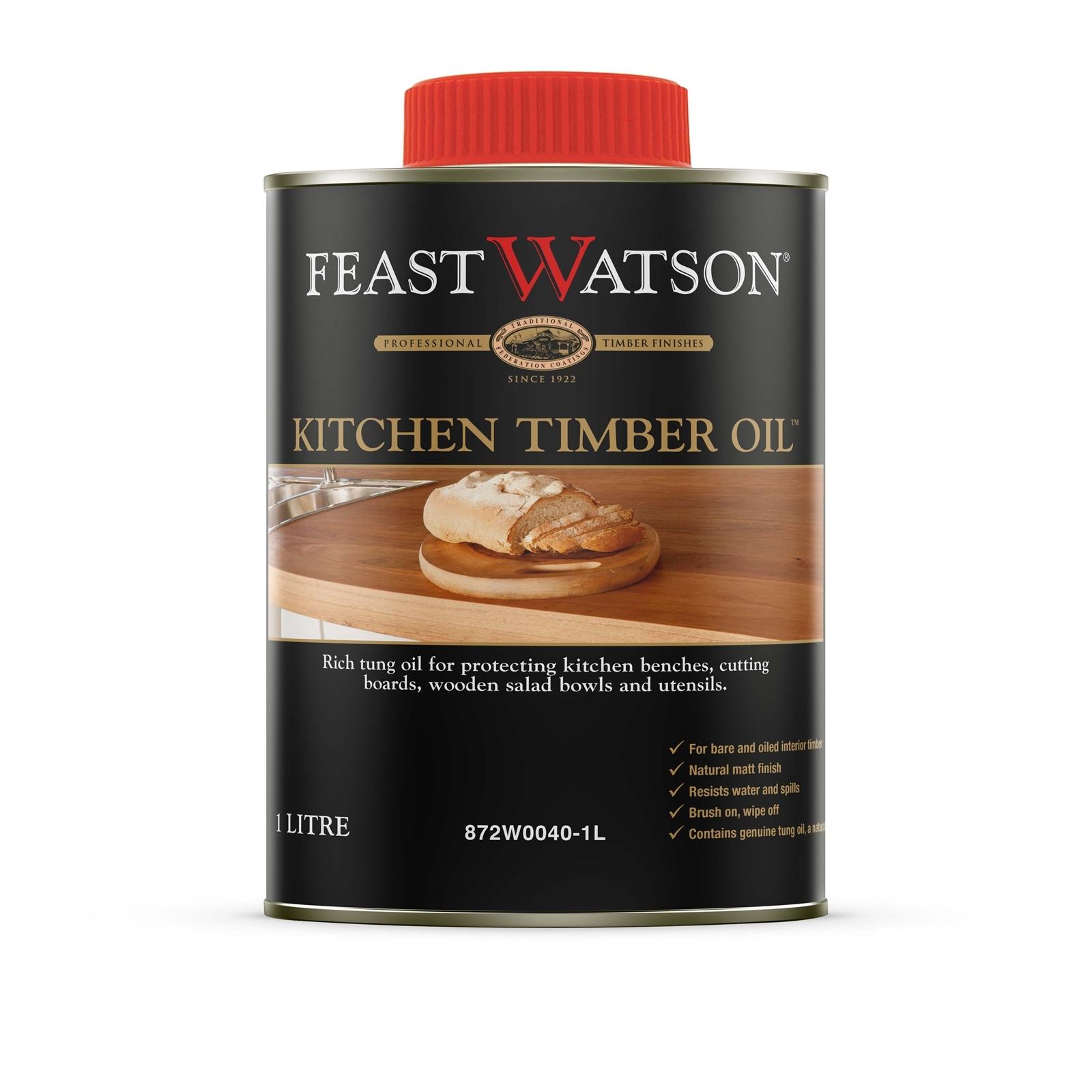 Feast Watson 250ml Kitchen Timber Oil