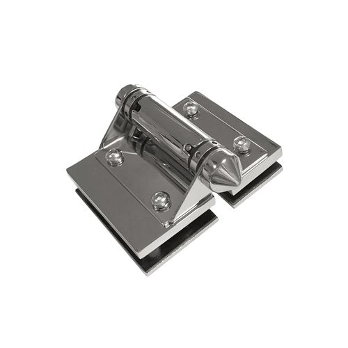 Architects Choice Stainless Steel Glass To Glass Hinge Set