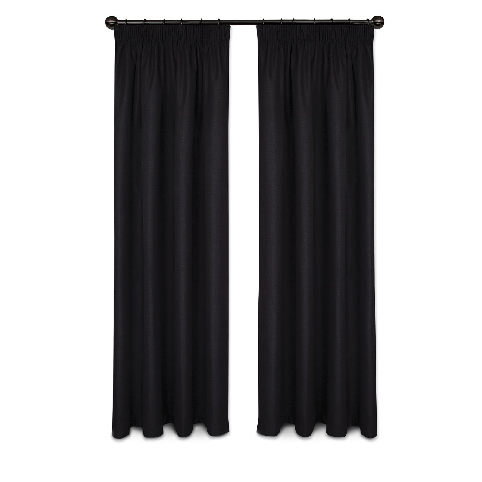 Home Style 2.3 - 3 x 1.6m Como Triple Weave Curtain