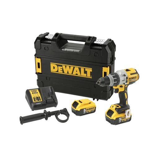 DeWALT 18V XR 3 Speed Brushless Hammer Drill