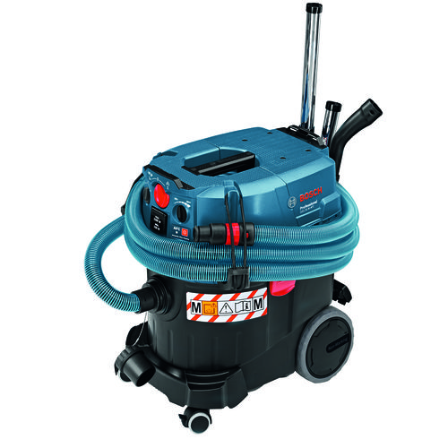 Bosch Blue 1200W 35L M-Class Wet And Dry Dust Extraction Vacuum