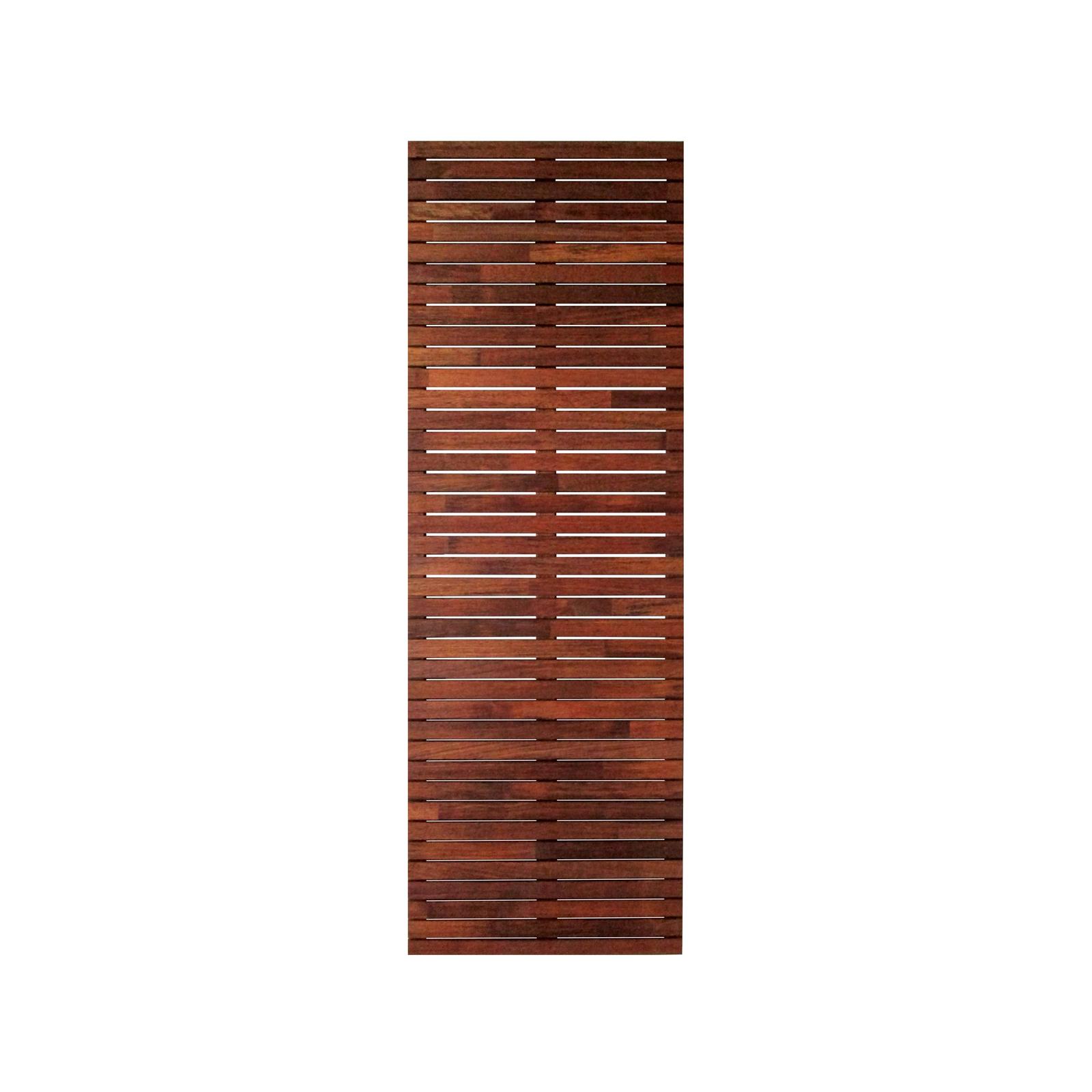 SpecRite 1800 x 600mm Pre-Oiled Merbau Garden Fence Panel