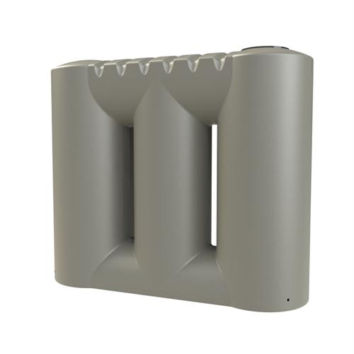 Melro 3000L Slimline Polyethylene Water Tank - Beige