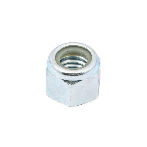 Zenith M8 Zinc Plated Self Locking Nyloc Nut