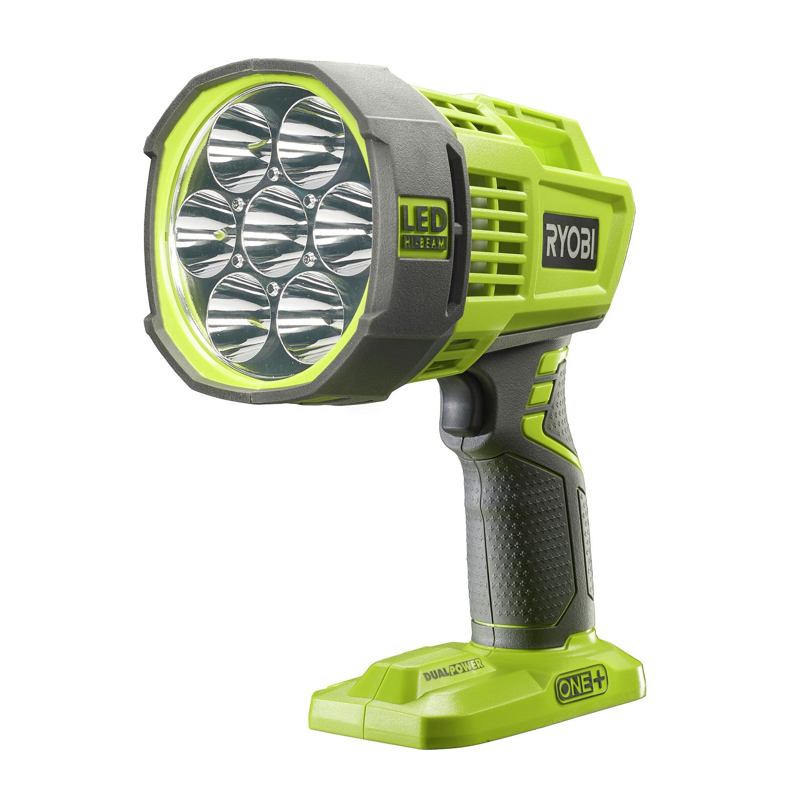 Ryobi One+ 18V LED Spotlight - Skin Only
