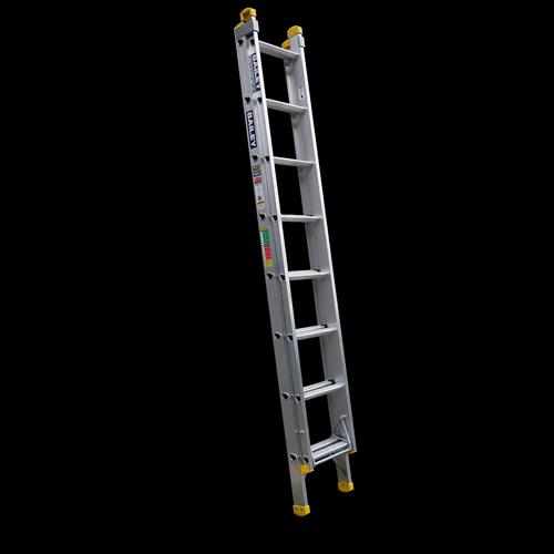 Bailey 2.5 - 4.0m Aluminium Pro 8 Rung Extension Ladder