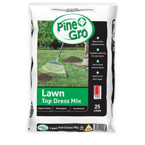 Pinegro 25L Soil Improver Top Dress Mix