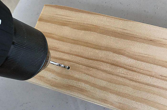 DIY Advice Image - How to make a coat rack. G Drive blob storage upload.