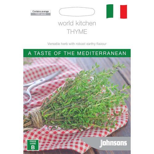 Johnsons Thyme Herb Seeds