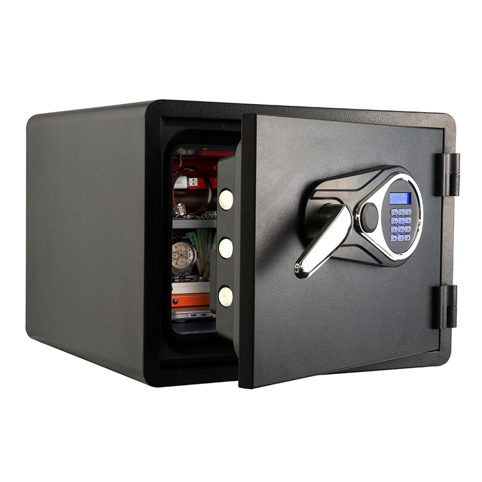Sandleford 23.5L Karbon Black Fire And Waterproof Safe