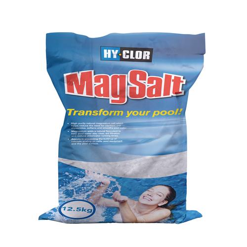 Hy-Clor 12.5kg Mag Salt Pool Chemical