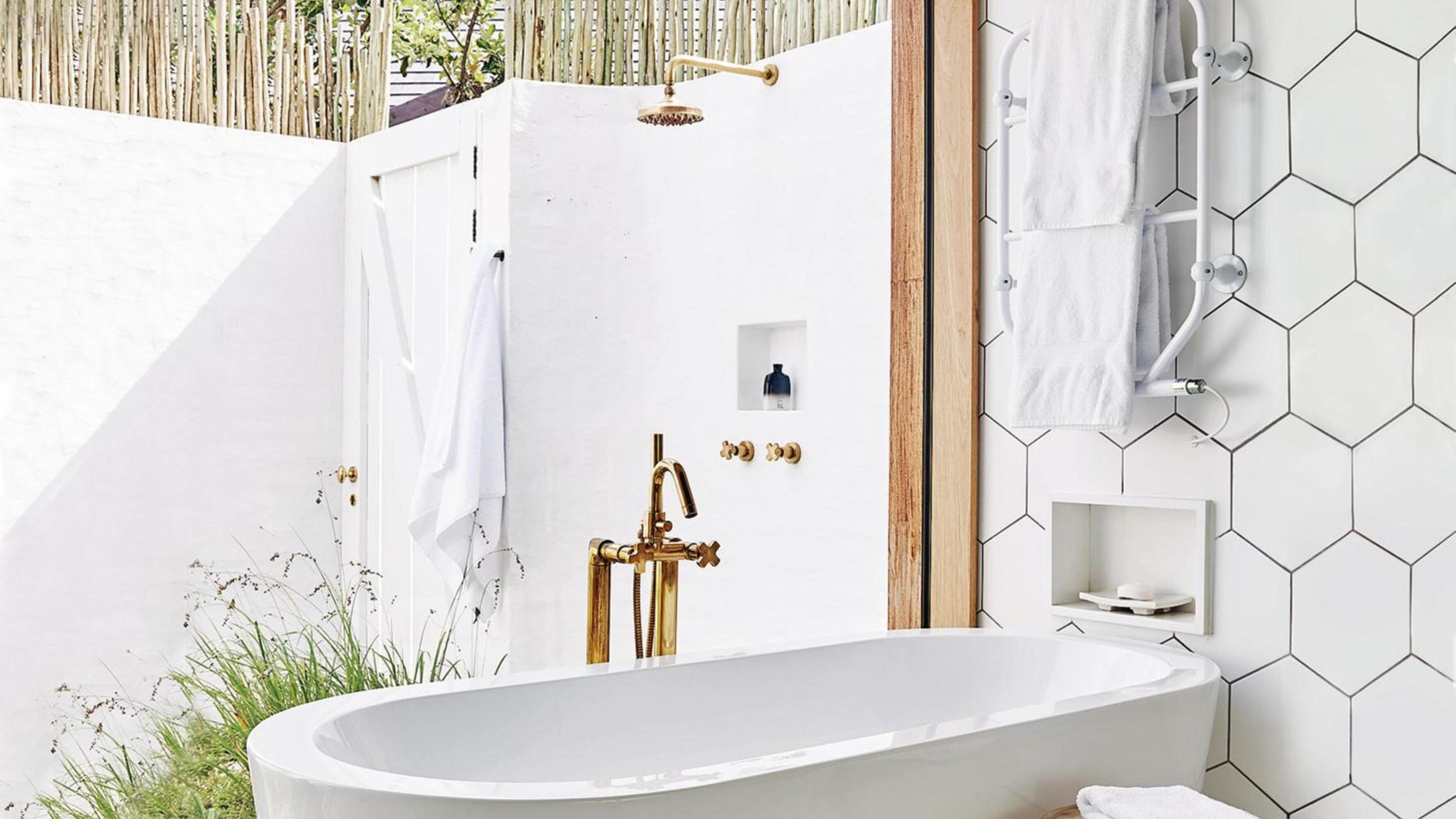 How To Choose a Bath For Your Bathroom   Bunnings Australia
