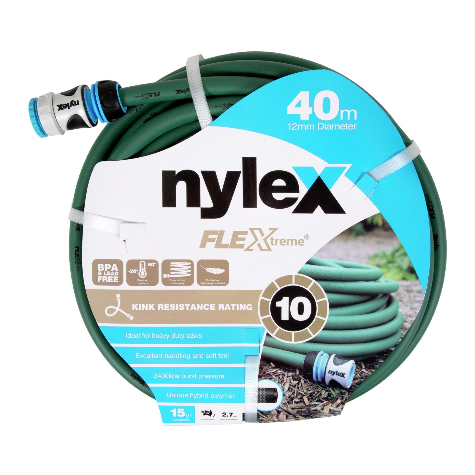 Nylex Flextreme 40m Garden Hose