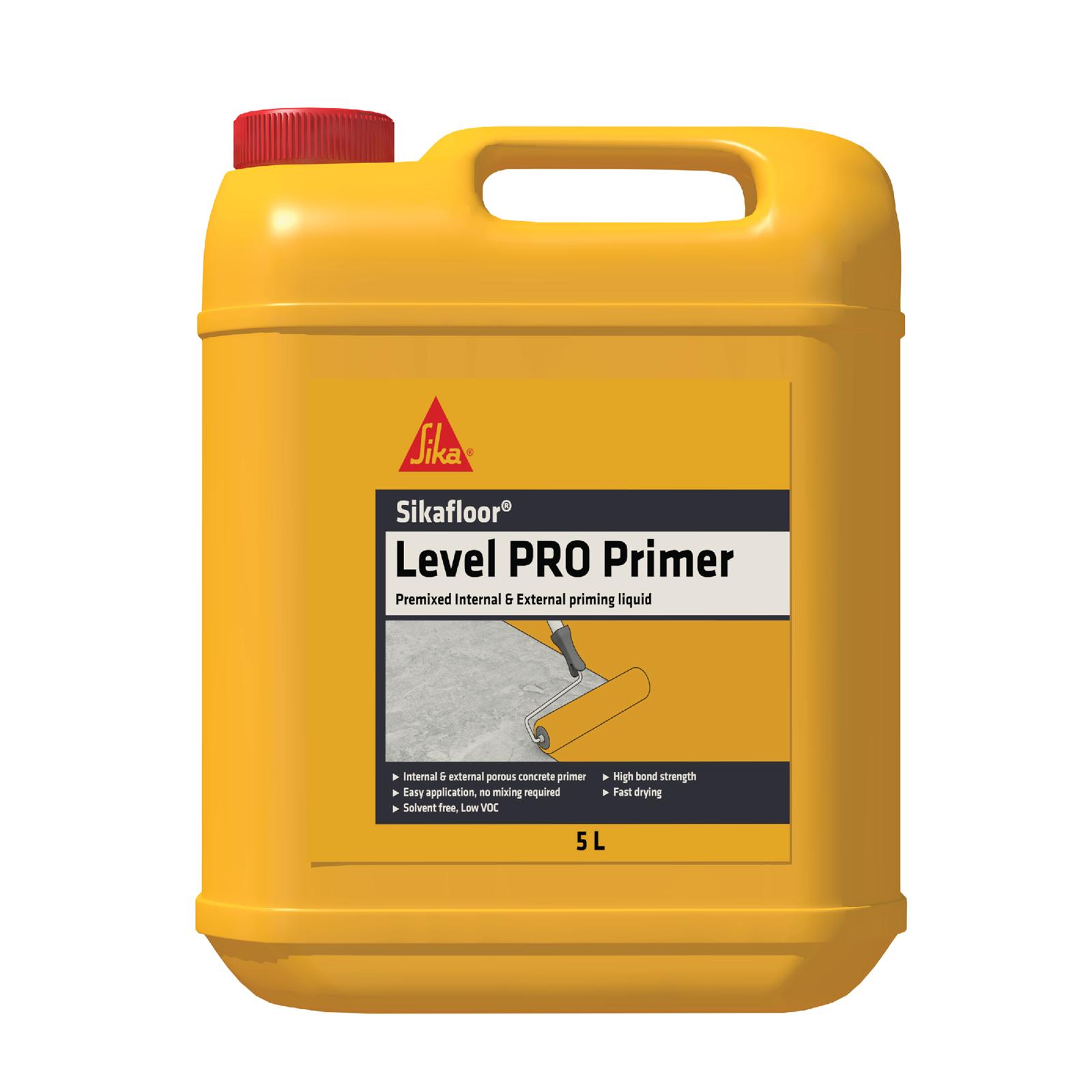 Sikafloor 5L Level Pro Liquid Primer