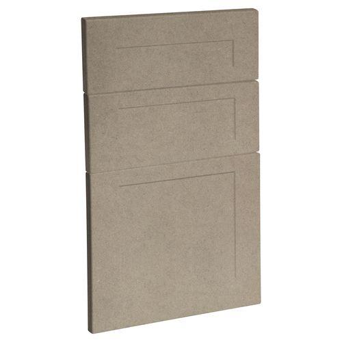Kaboodle 450mm Raw Board Alpine 3 Drawer Panels