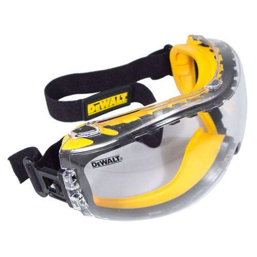 DeWALT Clear Safety Goggles