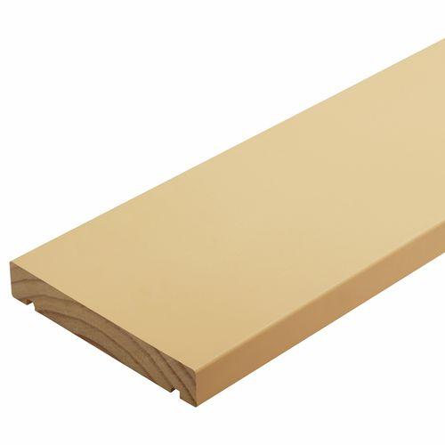 180 x 30mm H3.1 Pre Primed Finger Jointed Pine Fascia Board - Per Linear Metre