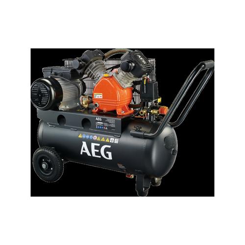 AEG 50L 3.0HP Belt Drive Air Compressor