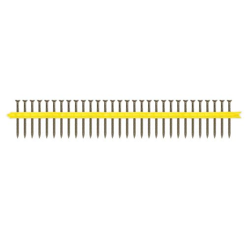 Simpson Strong-Tie 8g x 65mm Quik Drive Flooring Collated Screws - 1500 Pack