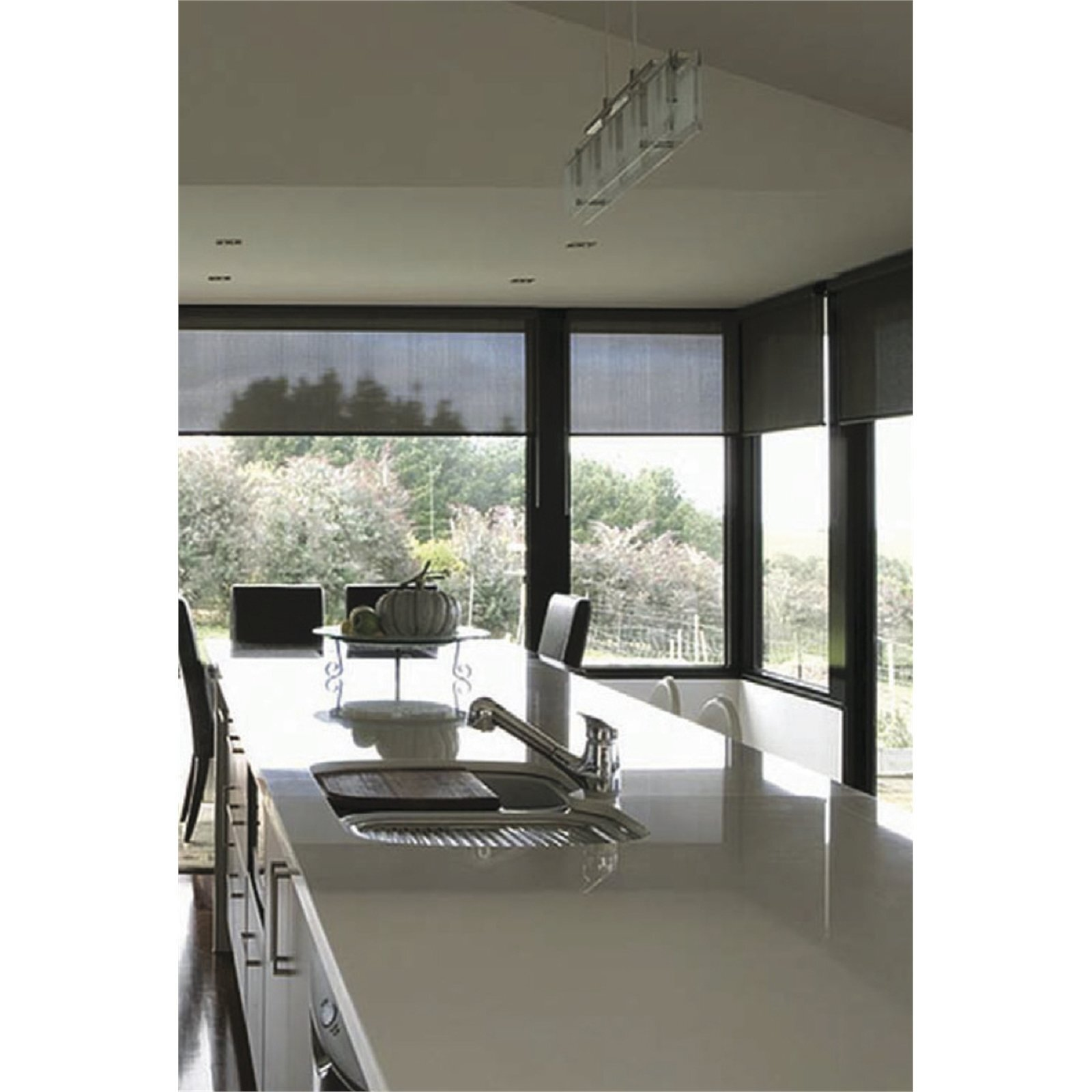 Riva 1515 - 1814 x 1915 - 2114mm Solarfilter 97 Made To Measure Roller Blind