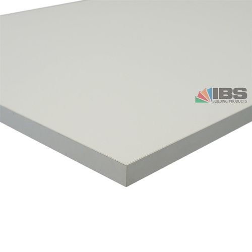 IBS Mini Panel 1800 x 400 x 16mm White Melamine