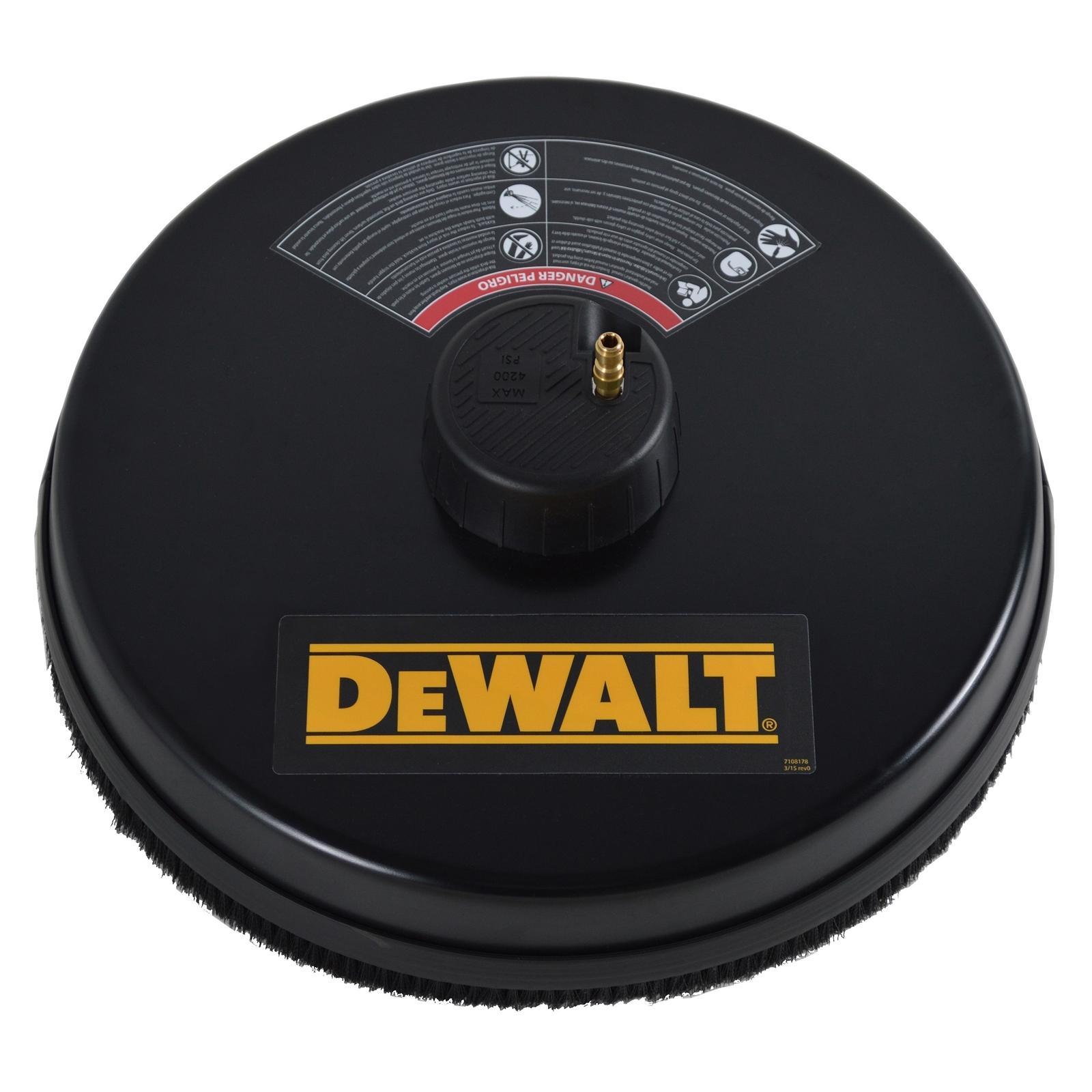 DeWALT 3600psi Surface Cleaner - Pressure Washer Accessory