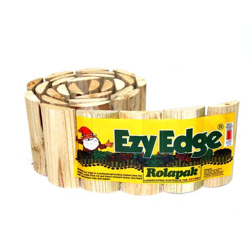Rola Pak 200mm x 2.8m (approx)  Treated Pine Ezy Edge Garden Edging