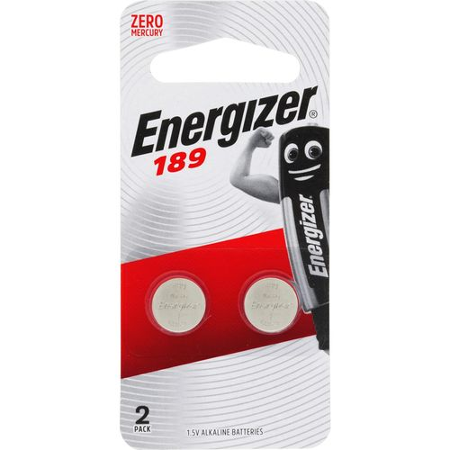 Energizer 189 Battery - 2 Pack