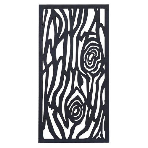 Matrix 1155 x 575mm Charcoal Old Oak Wall Art