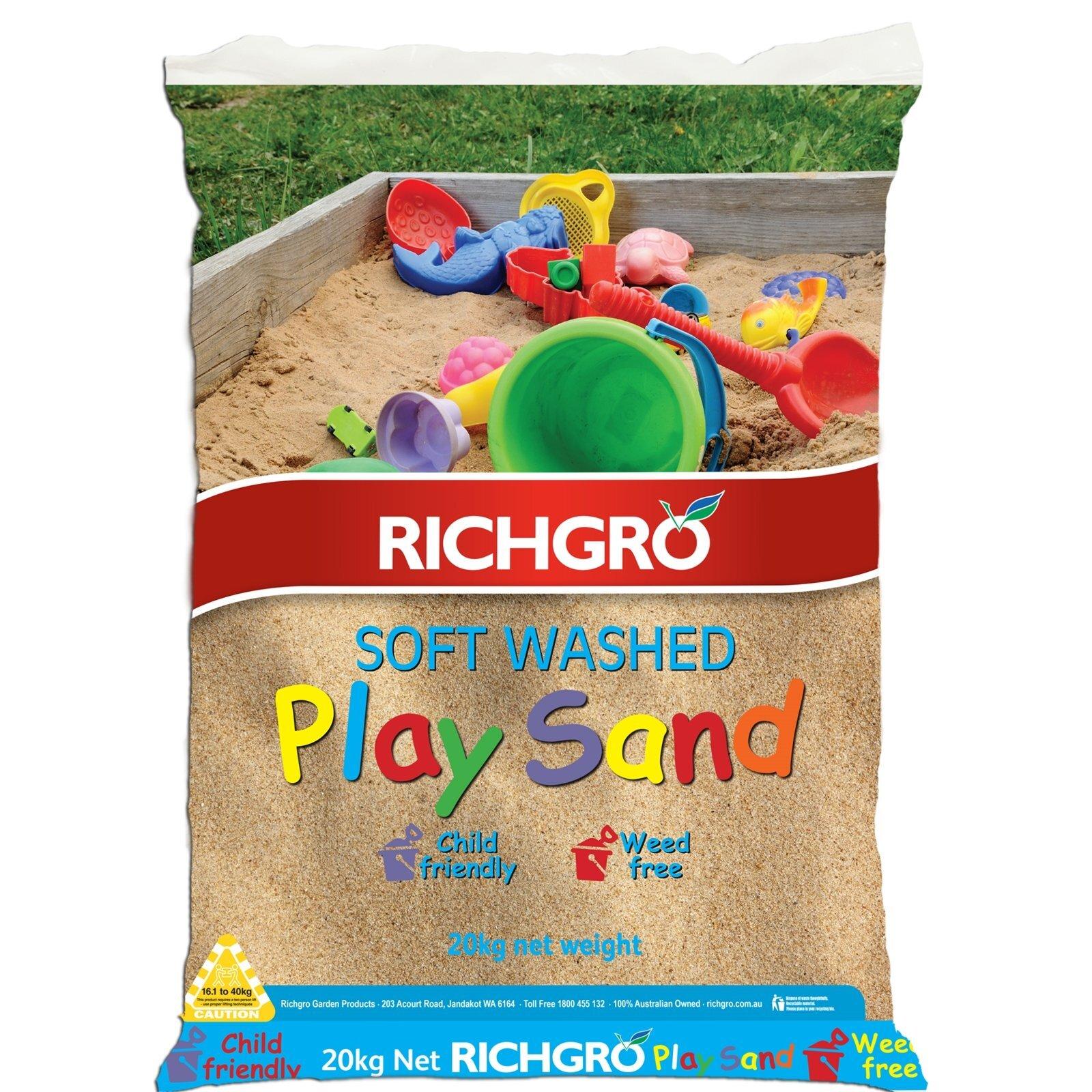Richgro 20kg Play Sand