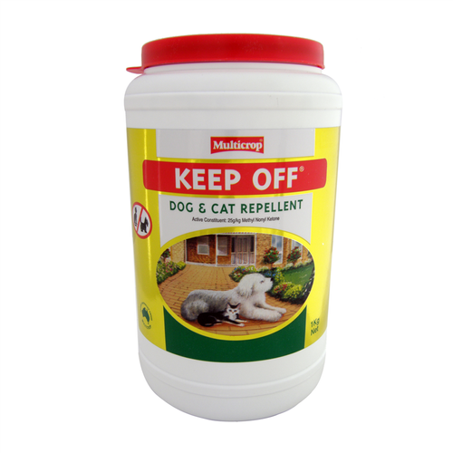 Multicrop 1kg Keep Off Animal Repellent