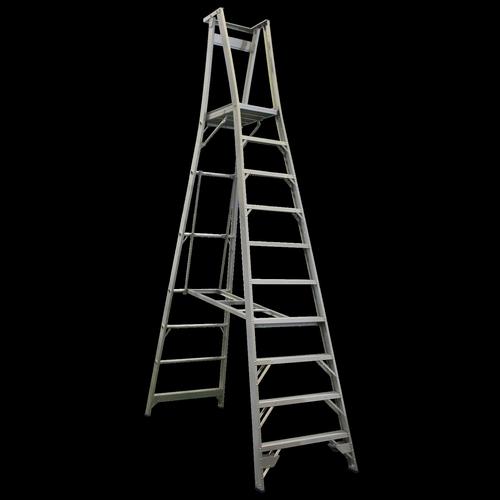 Indalex 3.0m 150kg Aluminium Platform Ladder