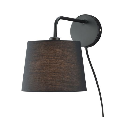 Verve Black Mia DIY Wall Light