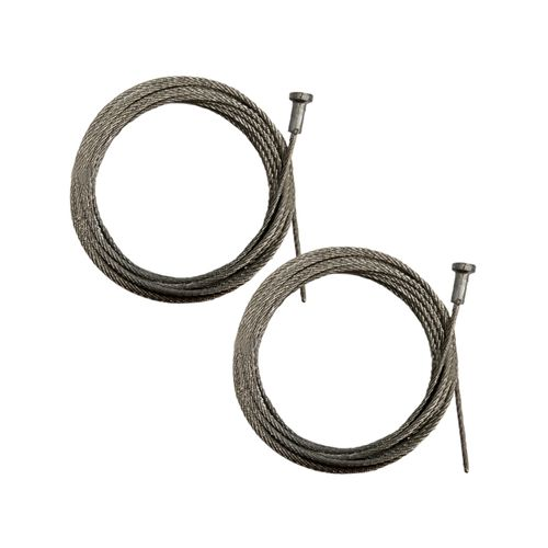 Gallery@Home Stainless Steel Track Wire - 2 Pack