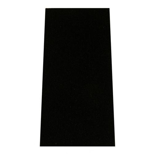 Ideal DIY 1m Velour Venise Black Car Carpet