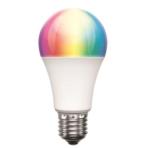 Brilliant 8.5W E27 RGB Colour And White Smart Globe