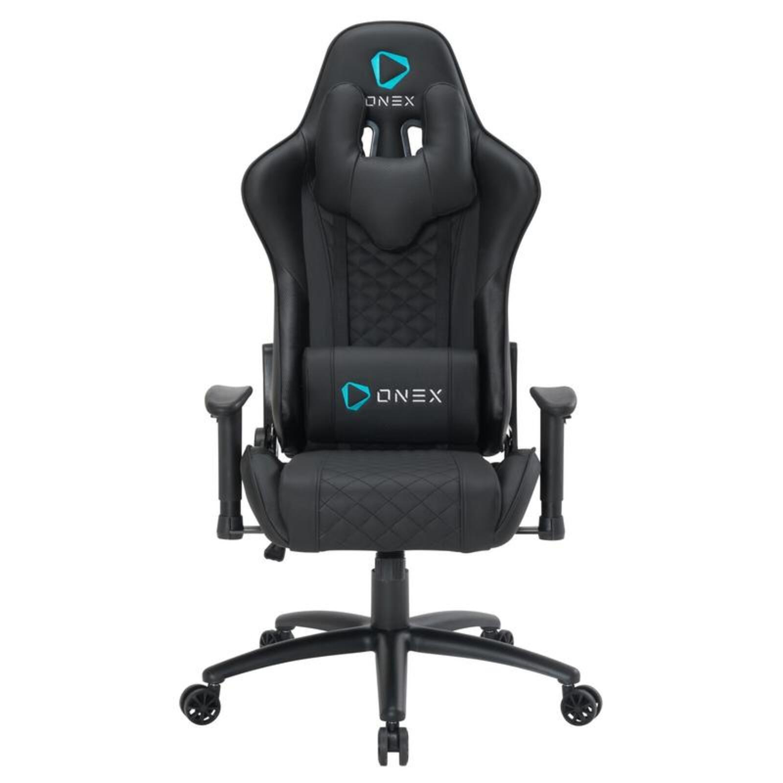 ONEX GX3 Series Black Gaming Chair