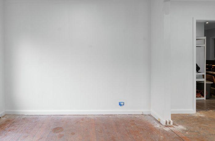 An empty corner, idea for a study nook