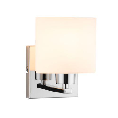 Verve Design Opaque White Emma Wall Light