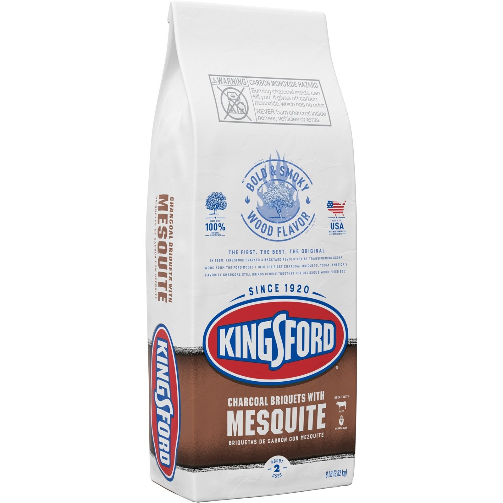Kingsford 3.62kg Charcoal Briquettes - Mesquite 3.62kg