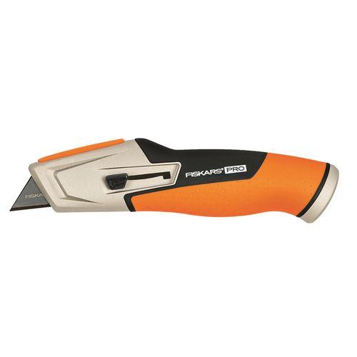 Fiskars CarbonMax Retractable Blade Utility Knife
