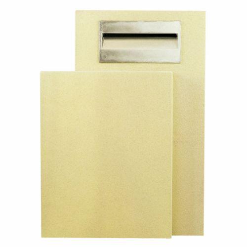 Poly-Tek Antigua Pillar Letterbox