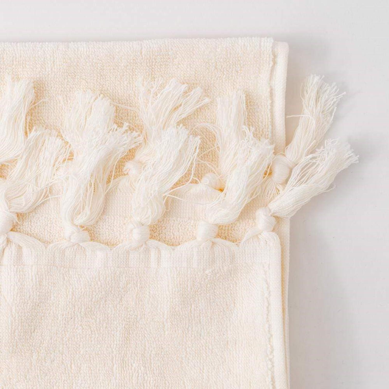 Deborah Hutton Hand Towel Stone