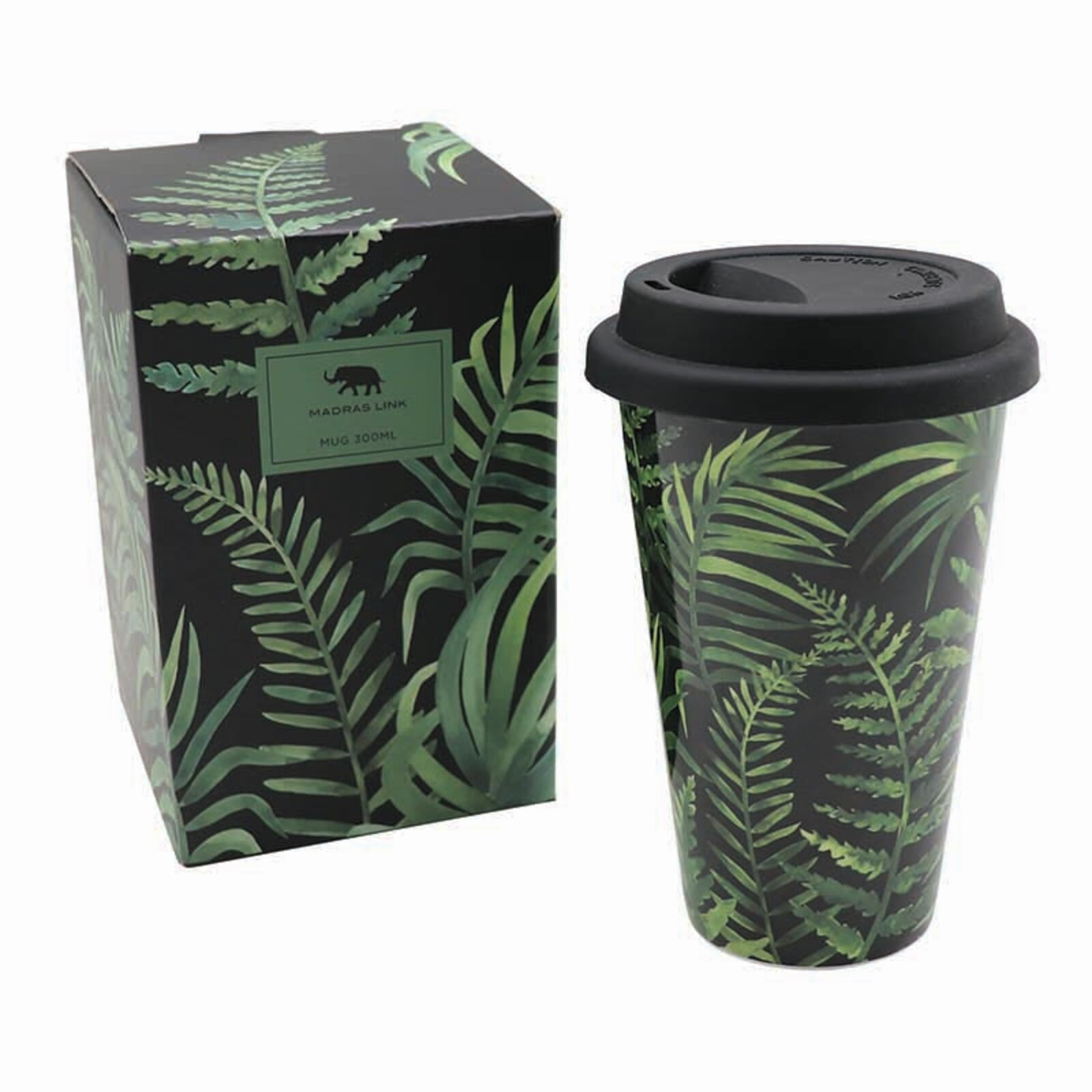Rainforest 300ml Travel Mug